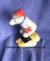 Beswick Sporting Character Sloping Off quality figurine