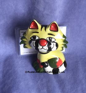 Lorna Bailey Cat Kevin Cat quality figurine