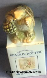 Royal Albert Beatrix Potter Mr Alderman Ptolemy quality figurine