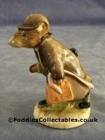 Besick Beatrix Potter Johnny Townmouse With Bag quality figurine
