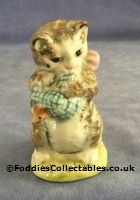 Besick Beatrix Potter Miss Moppet quality figurine
