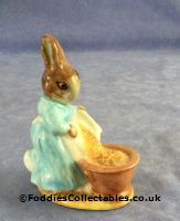 Beswick Beatrix Potter Cecily Parsley 1st Version quality figurine