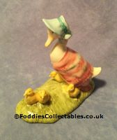 Beswick Beatrix Potter Jemima And Ducklings quality figurine