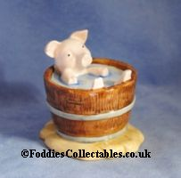 Beswick Beatrix Potter Yock Yock In The Tub quality figurine