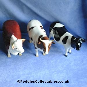 Beswick Collection Bulls 201311