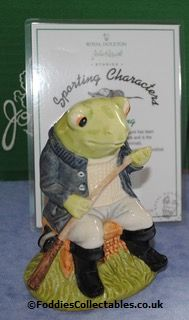 Beswick Sporting Characters Flyfishing quality figurine