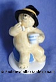 Coalport Paddington Takes A Snack quality figurine