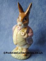 Royal Albert Beatrix Potter Mr Benjamin Bunny quality figurine