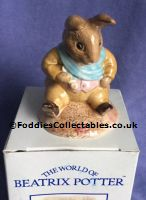 Royal Albert Beatrix Potter Old Mr Bouncer quality figurine