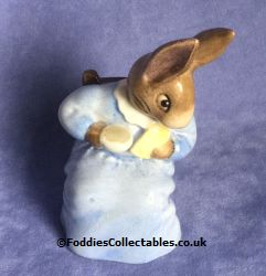 Royal Albert Beatrix Potter Cottontail quality figurine
