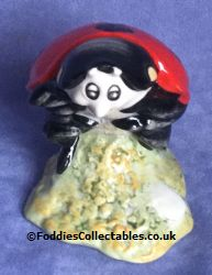 Royal Albert Beatrix Potter Ladybird quality figurine