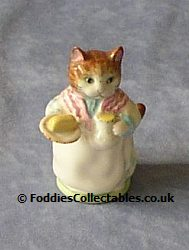 Royal Albert Ribby quality figurine