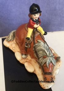 Royal Doulton Thelwell Exchausted 2 quality figurine